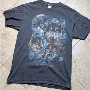 Other - Vintage Wolves T-Shirt